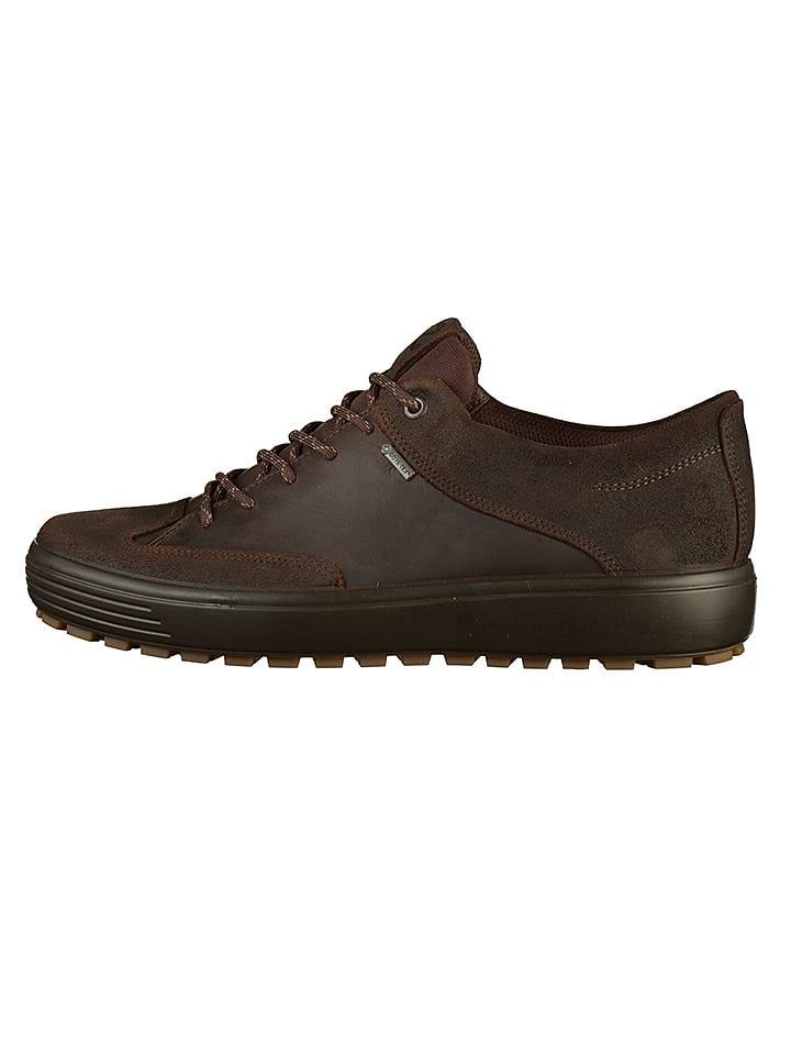 Dunkelbraun In In Sneakers Leder Dunkelbraun Sneakers In Leder Leder Sneakers Y67yvbfg