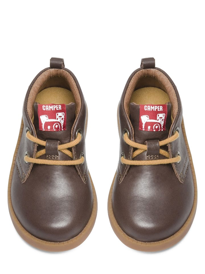 Stiefel Braun Schnürung Stiefel Braun Schnürung Camper Camper Camper Camper Braun Schnürung Stiefel Stiefel LqSAjc354R