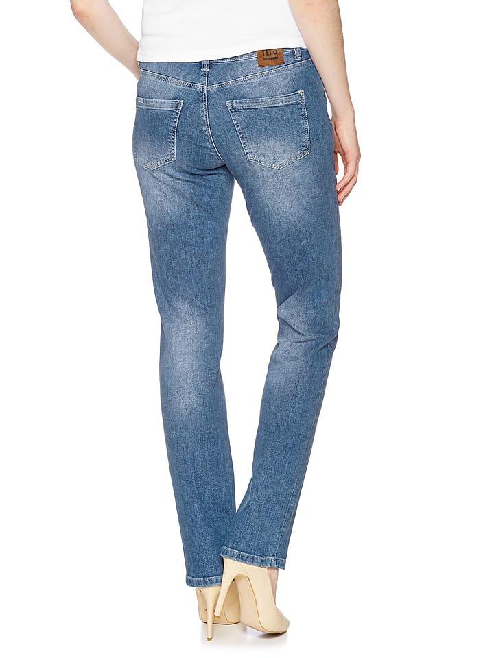 """H.I.S Jeans """"Monroe"""" - Slim fit - in Blau"""