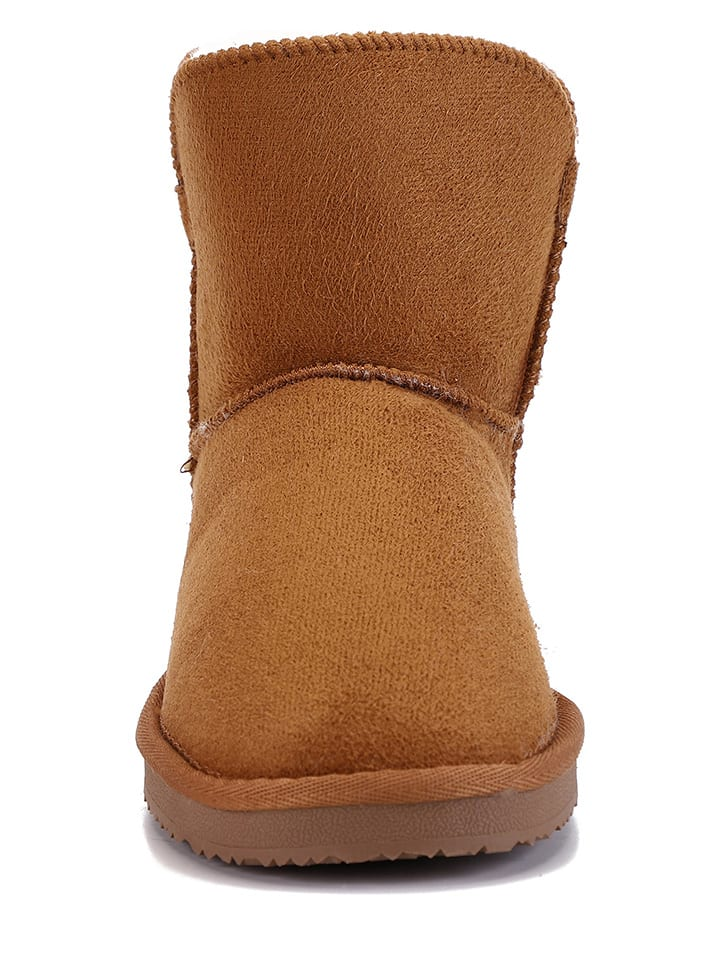 "Blackfield Winterboots ""Bellevue"" in Hellbraun"