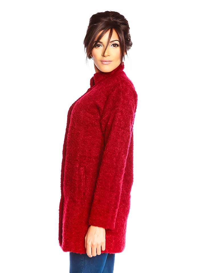 """Coats & Cetera Mantel """"Cosmo"""" in Rot"""