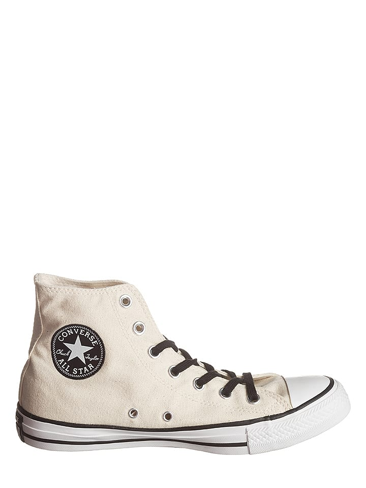 Converse Sneakers in Beige/ Orange
