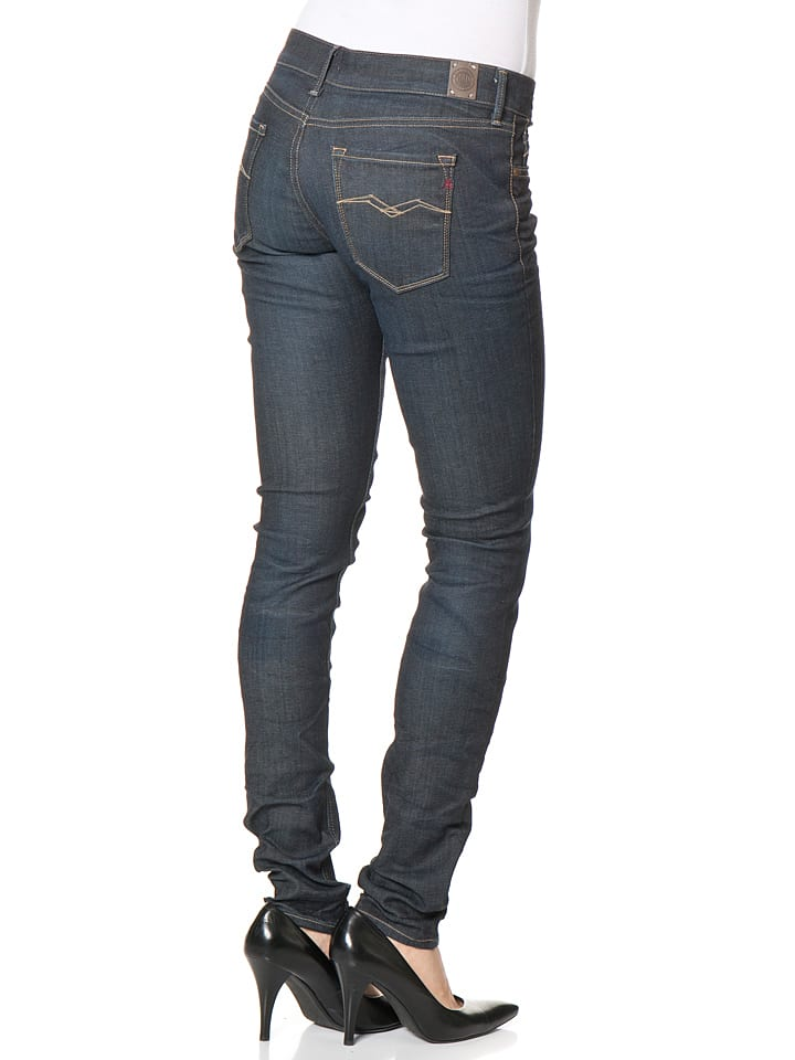 "Replay Jeans ""Luz"" -Skinny fit- in Dunkelblau"