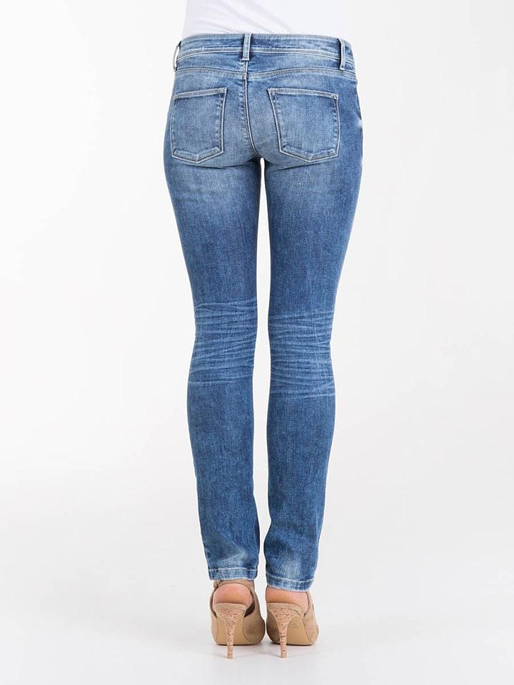 "BIG STAR Jeans ""Abigail"" - Slim fit - in Hellblau"