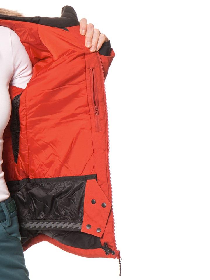 """Billabong Ski-/ Snowboardjacke """"Tundra"""" in Rot"""