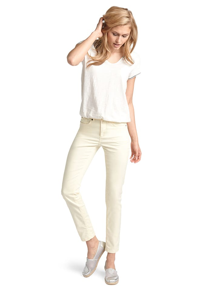 """H.I.S Jeans """"Marylin"""" - Comfort fit - in Creme"""