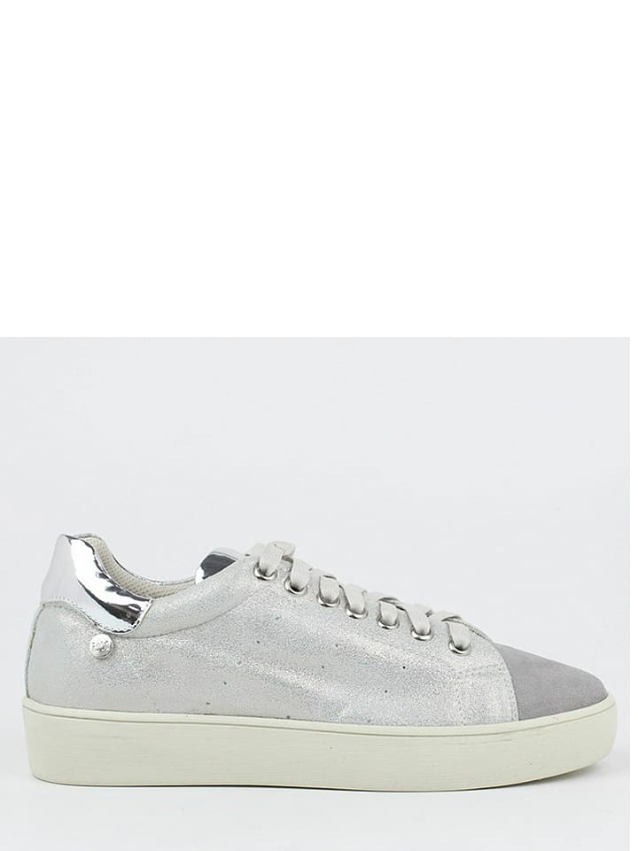 Xti Sneakers in Silber