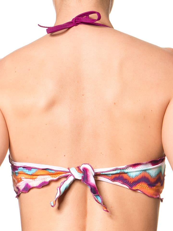 """Ipanema Bikini-Oberteil """"Rio"""" in Lila/ Bunt"""