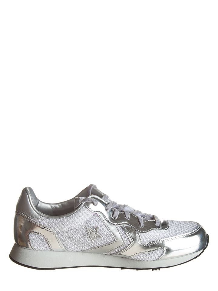 """Converse Sneakers """"Auckland Racer"""" in Silber"""