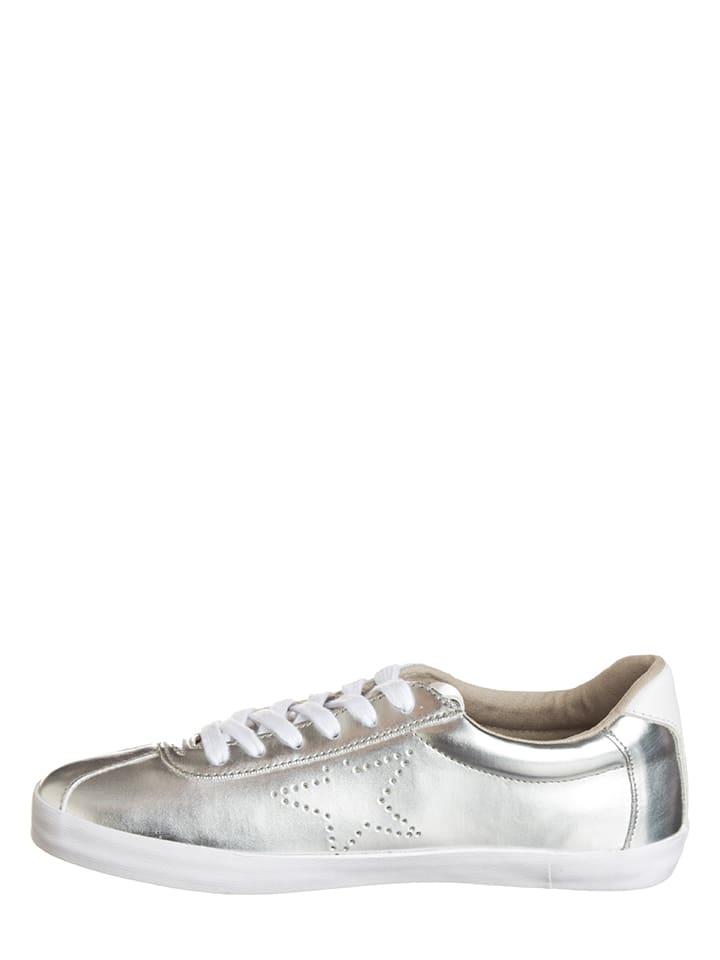 SPM Sneakers in Silber