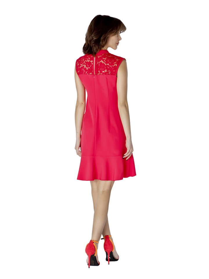 in Pink Pink by amp; Ry艂ko Paul Kleid by amp; Kleid Agnes in Paul Agnes Ry艂ko Zwn6O5q6x