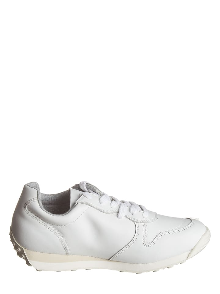 Marc O'Polo Shoes Leder-Sneakers in Wei