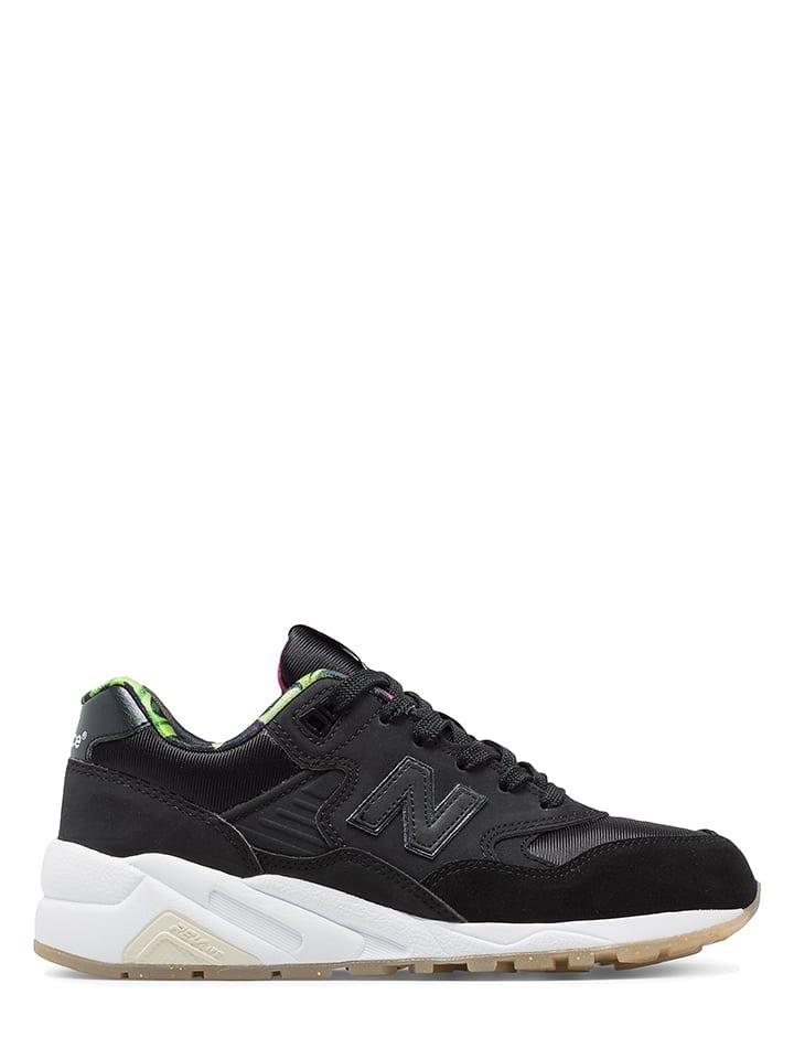 """New Balance Sneakers """"580"""" in Schwarz"""