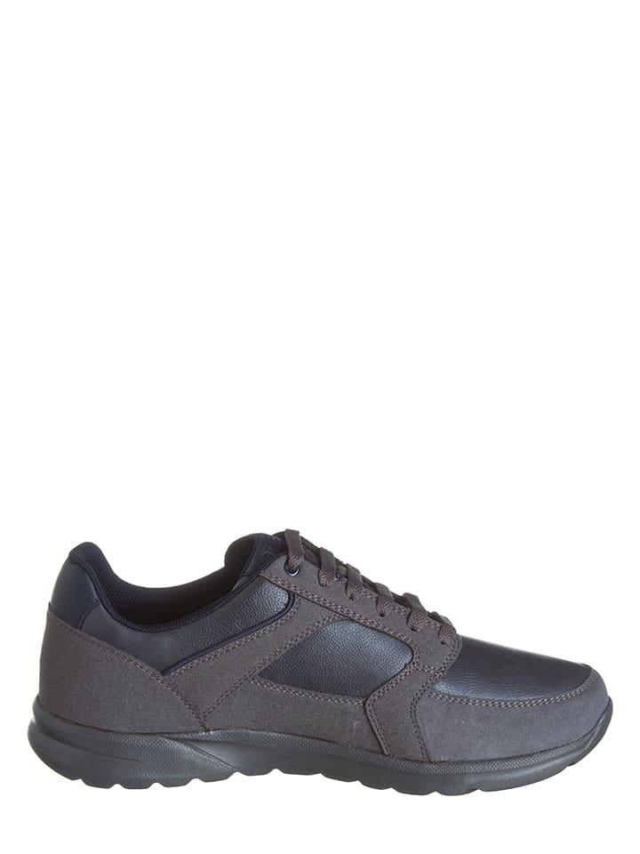 """Geox Sneakers """"Erast B"""" in Grau"""