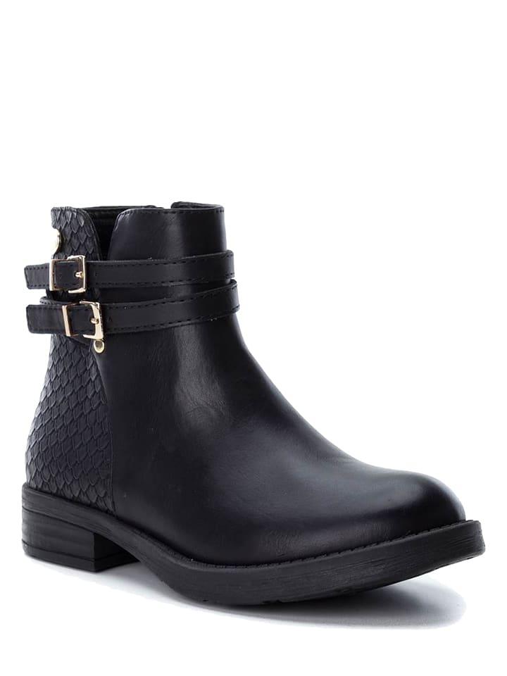 XTI Kids Boots in Schwarz