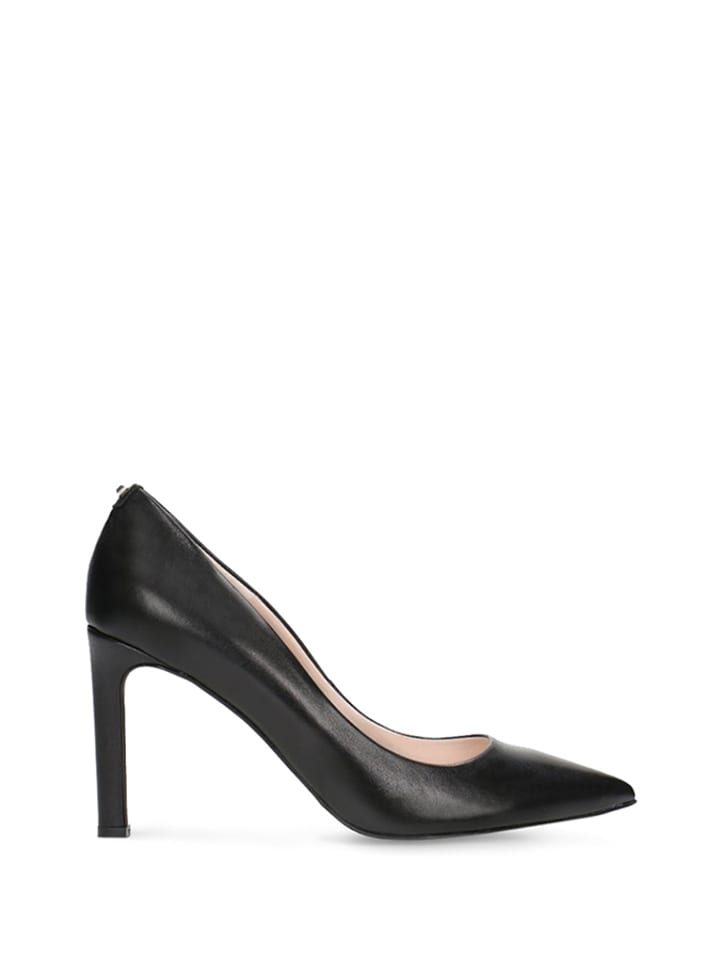 Schwarz Gino Pumps Leder Gino in Rossi Rossi p8YcRxS