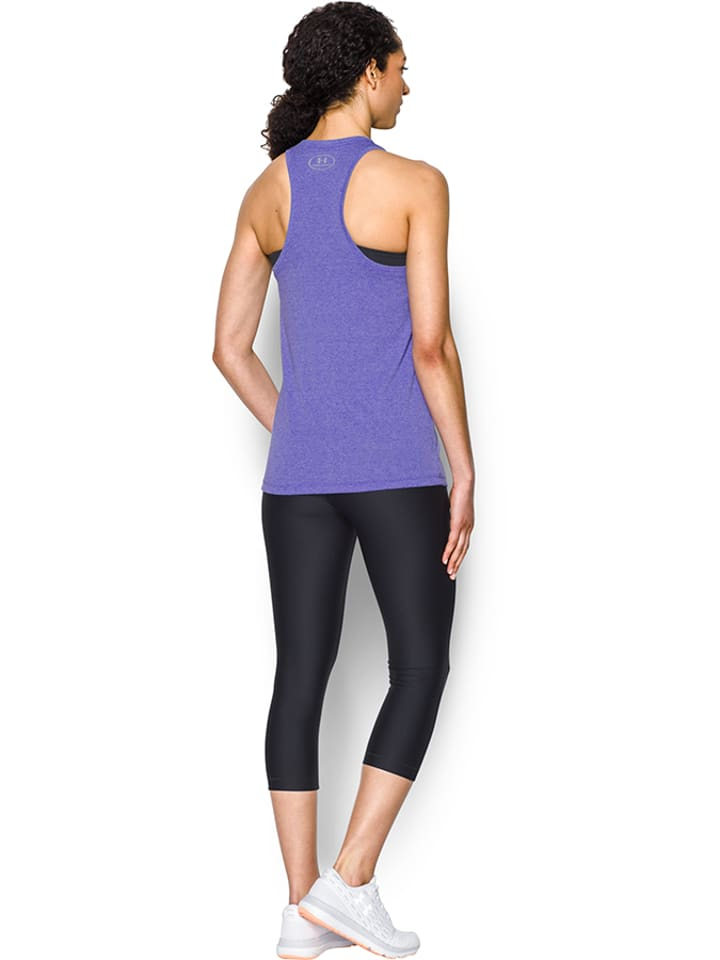 Under Armour Funktionstop in Lila