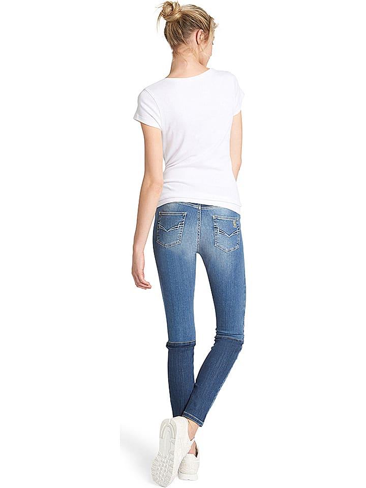 """H.I.S Jeans """"Lorraine"""" - Super skinny fit - in Blau"""