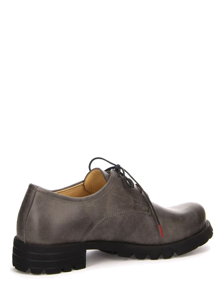 Think! Schn眉rschuhe in Taupe