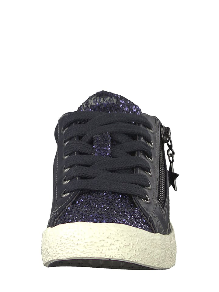 S. Oliver Sneakers in Dunkelblau
