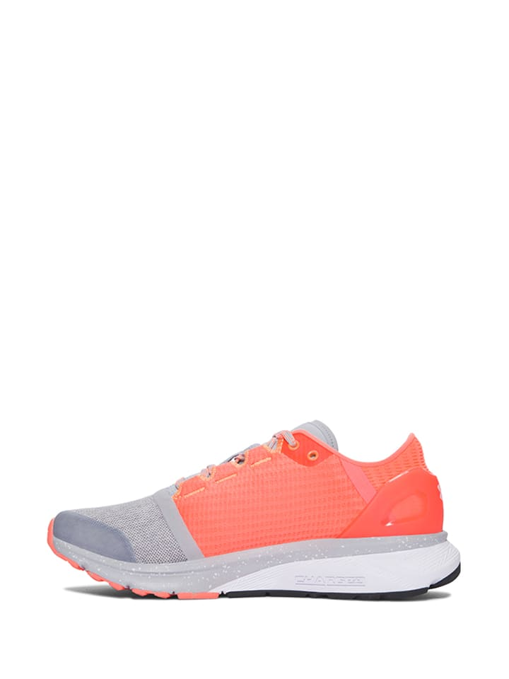 "Under Armour Turnschuhe ""Charged Bandit 2"" in Grau/ Orange"