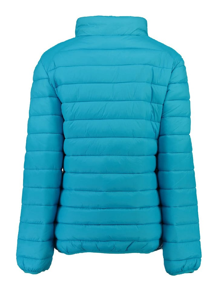 """Geographical Norway Winterjacke """"Andy"""" in T眉rkis"""