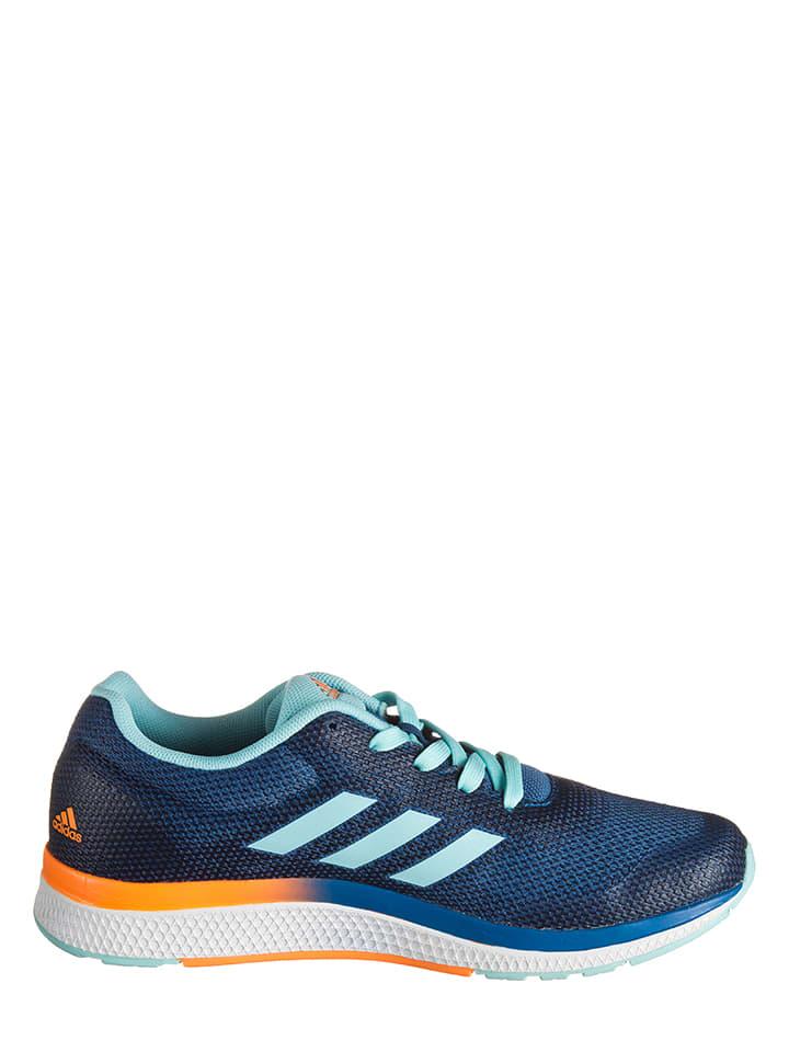 "Adidas Laufschuhe ""Mana Bounce 2 Waramis"" in Blau/ T眉rkis"