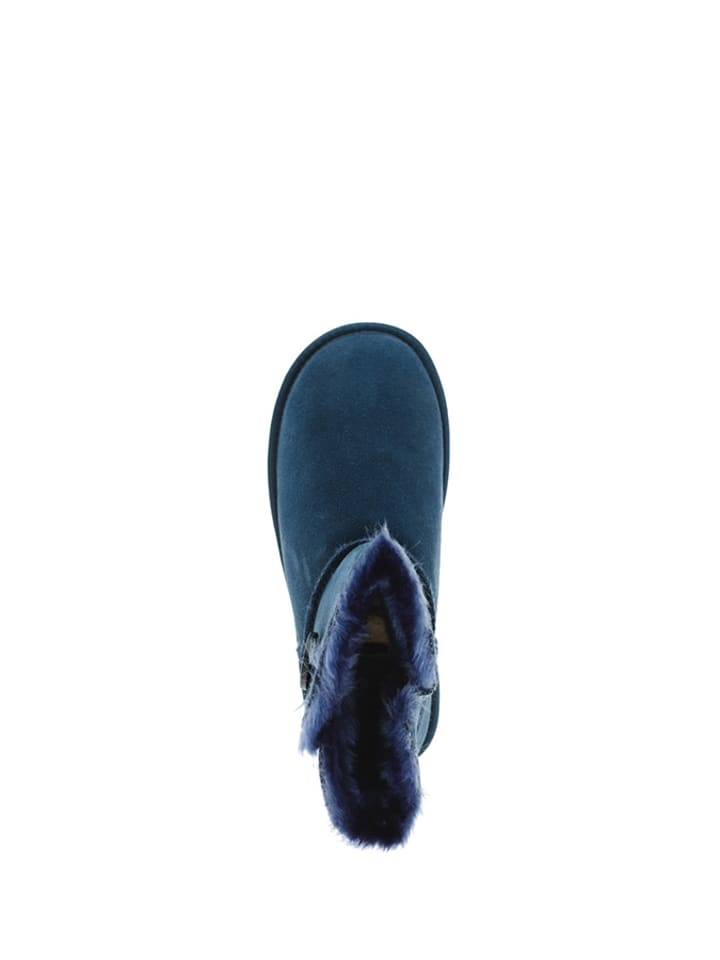 Sinly Winterboots in Blau
