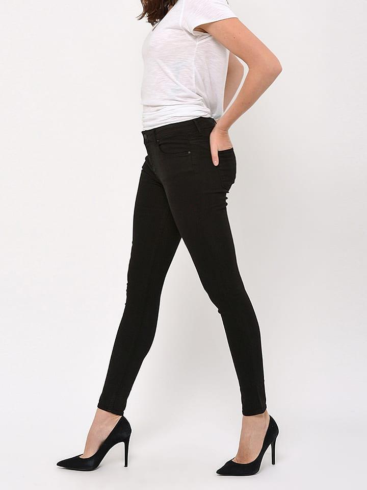 """CIMARRON Jeans """"Constance"""" - Skinny - in Schwarz"""