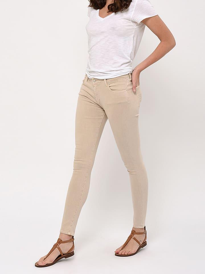 """CIMARRON Jeans """"Constance"""" - Skinny - in Beige"""