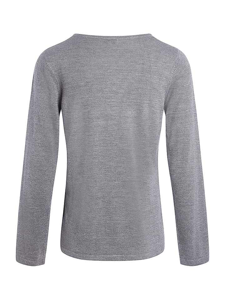 "Scottage Pullover ""Ancari"" in Grau"