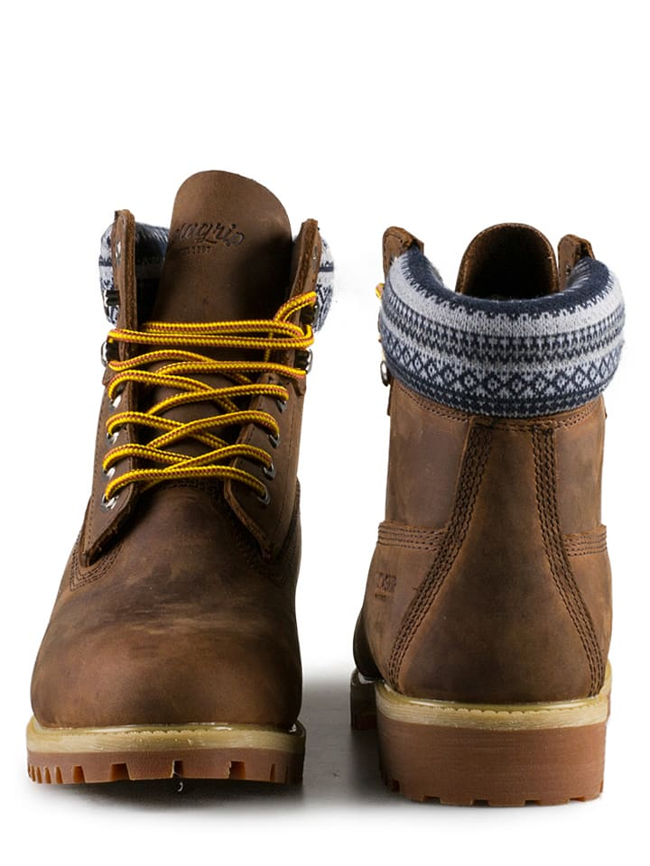 "Bustagrip Boots ""King"" in Braun"