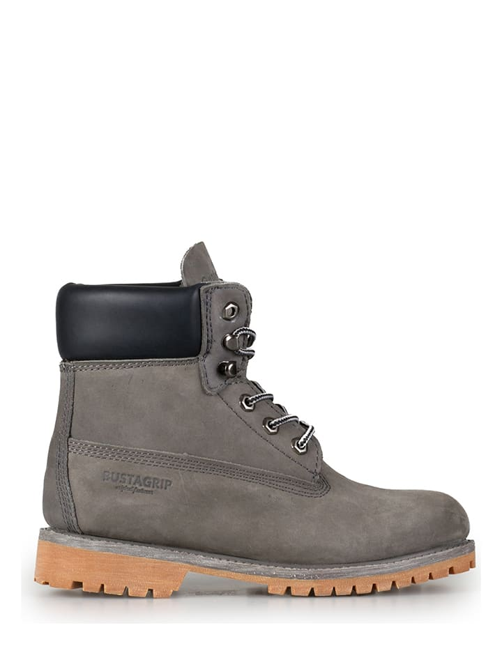"Bustagrip Boots ""King"" in Grau"