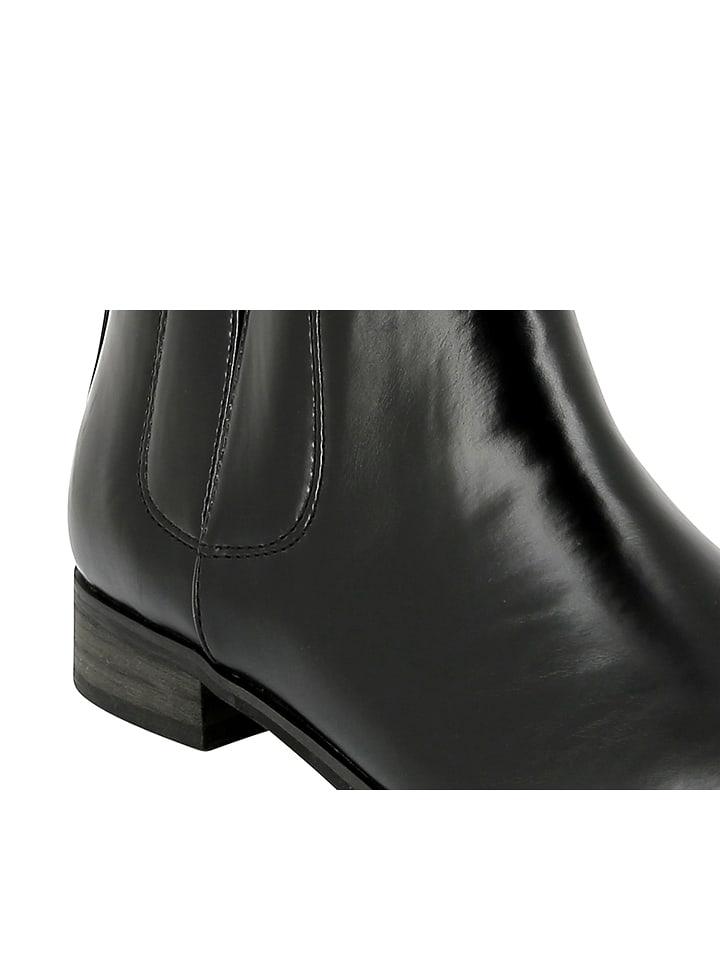 """Terre de Marins Chelsea-Boots """"Raban"""" in Schwarz"""""""
