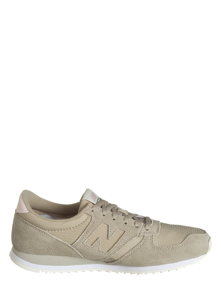 """New Balance Sneakers """"WL420 B"""" in Beige"""