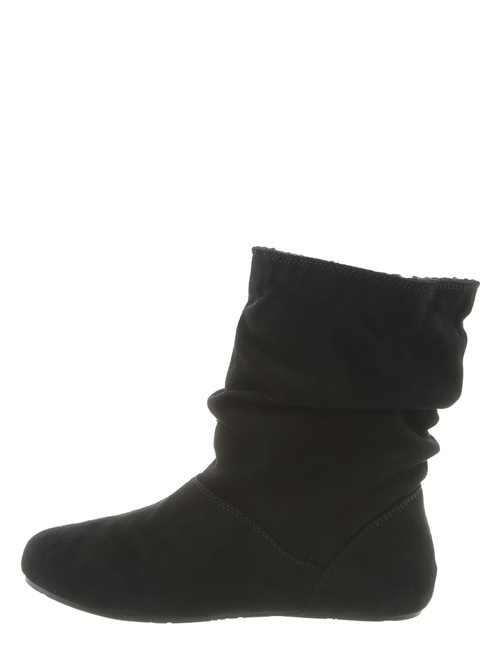 "Bearpaw Boots ""Haille Solids"" in Schwarz"