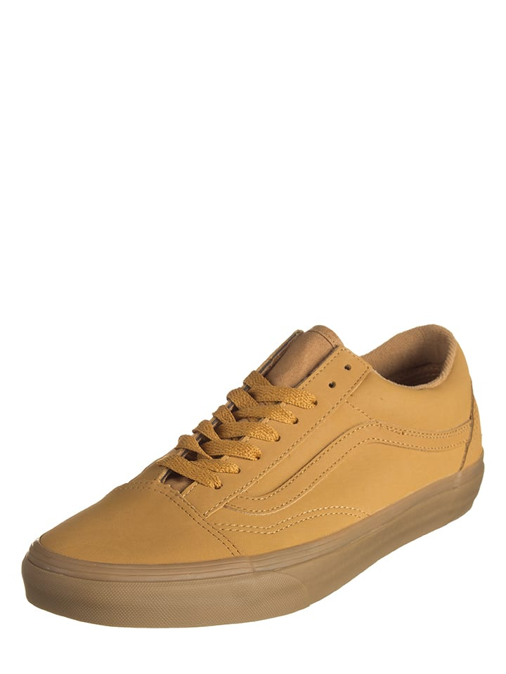 """Vans Sneakers """"Old Skool"""" in Hellbraun"""