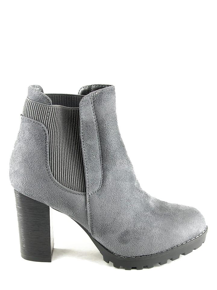 Lov'it Chelsea-Boots in Grau