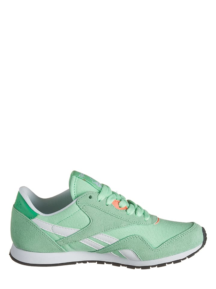 "Reebok Sneakers ""Nylon Slim"" in Mint"