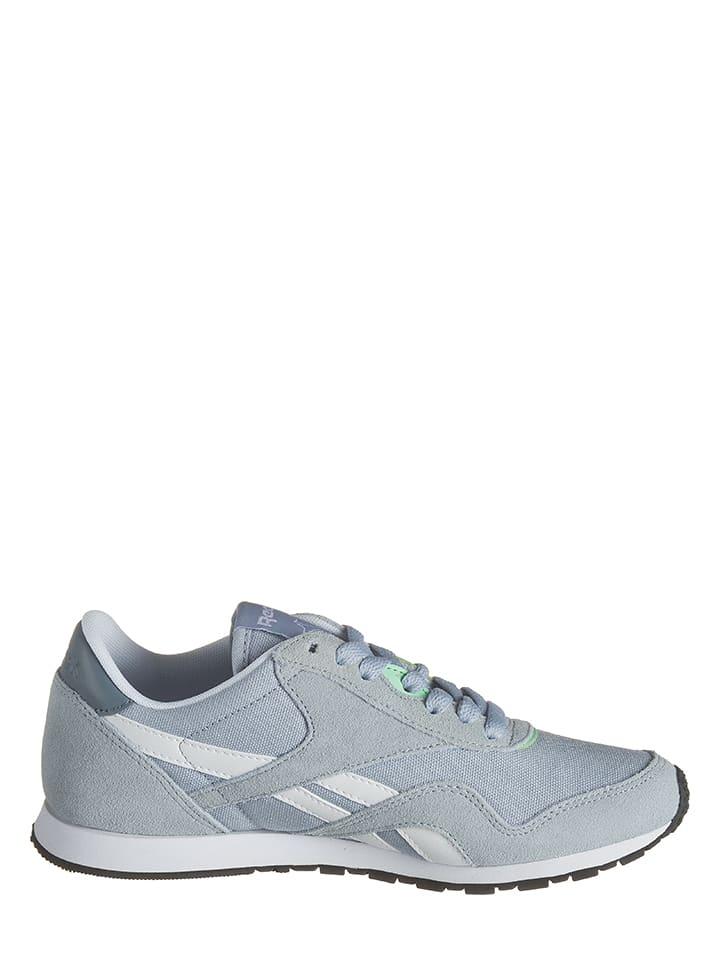 """Reebok Sneakers """"Nylon Slim"""" in Hellgrau"""