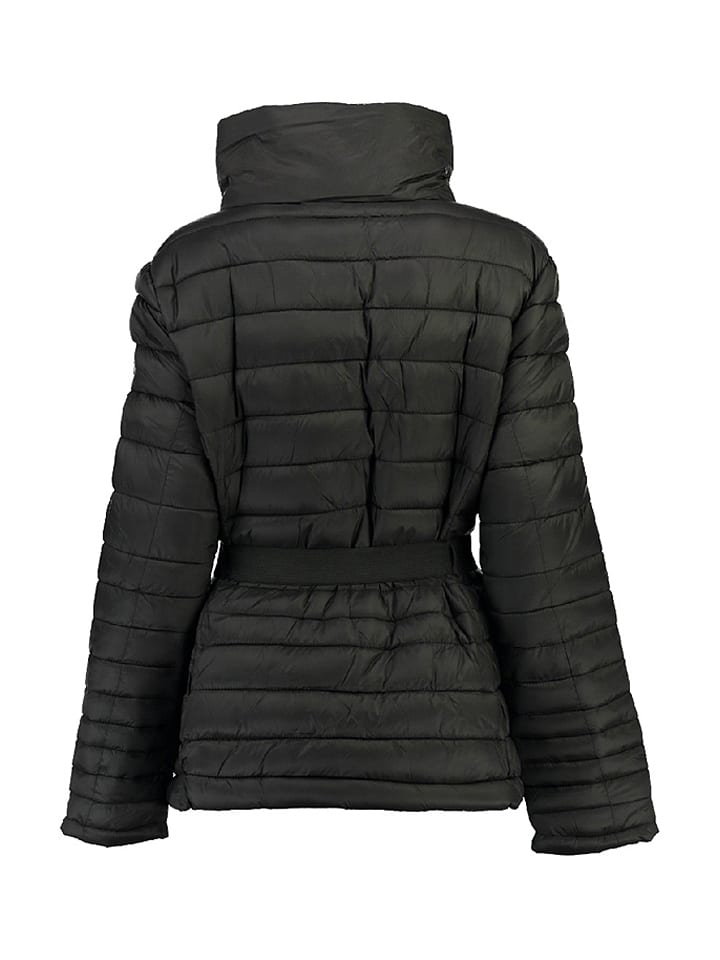 """Geographical Norway Jacke """"Bataille"""" in Schwarz"""