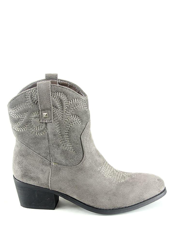 Moow Boots in Grau