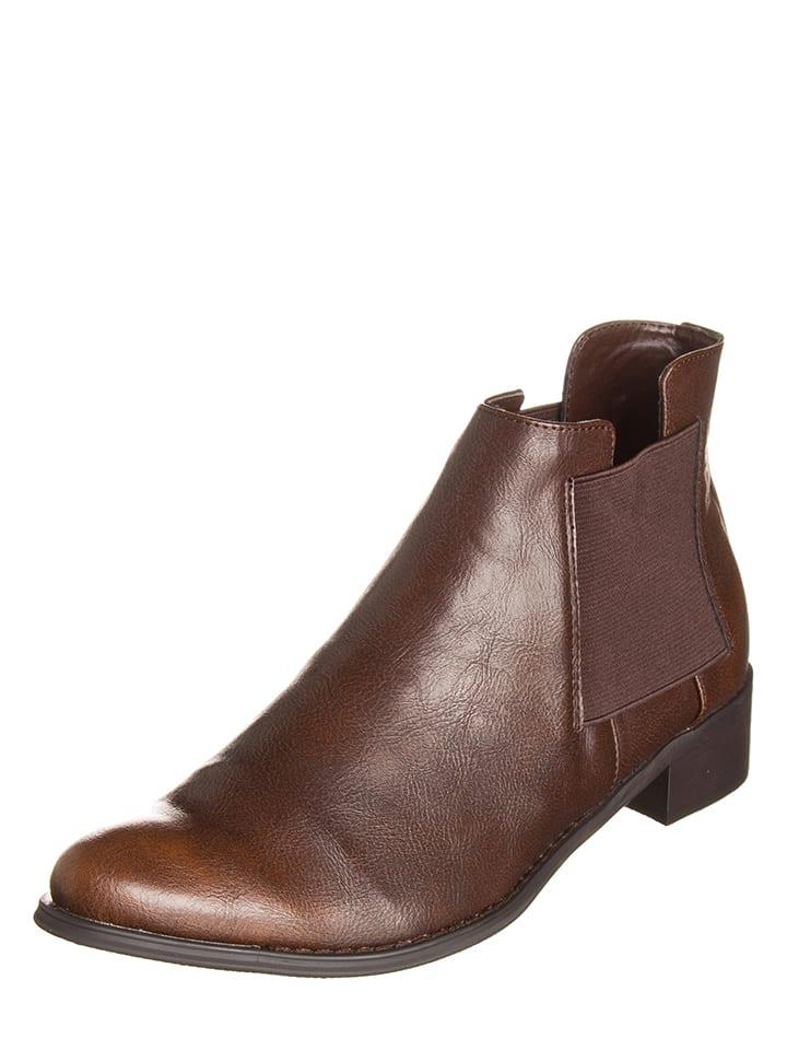 Enza Nucci Chelsea Nucci Enza in Braun Boots qqrOB