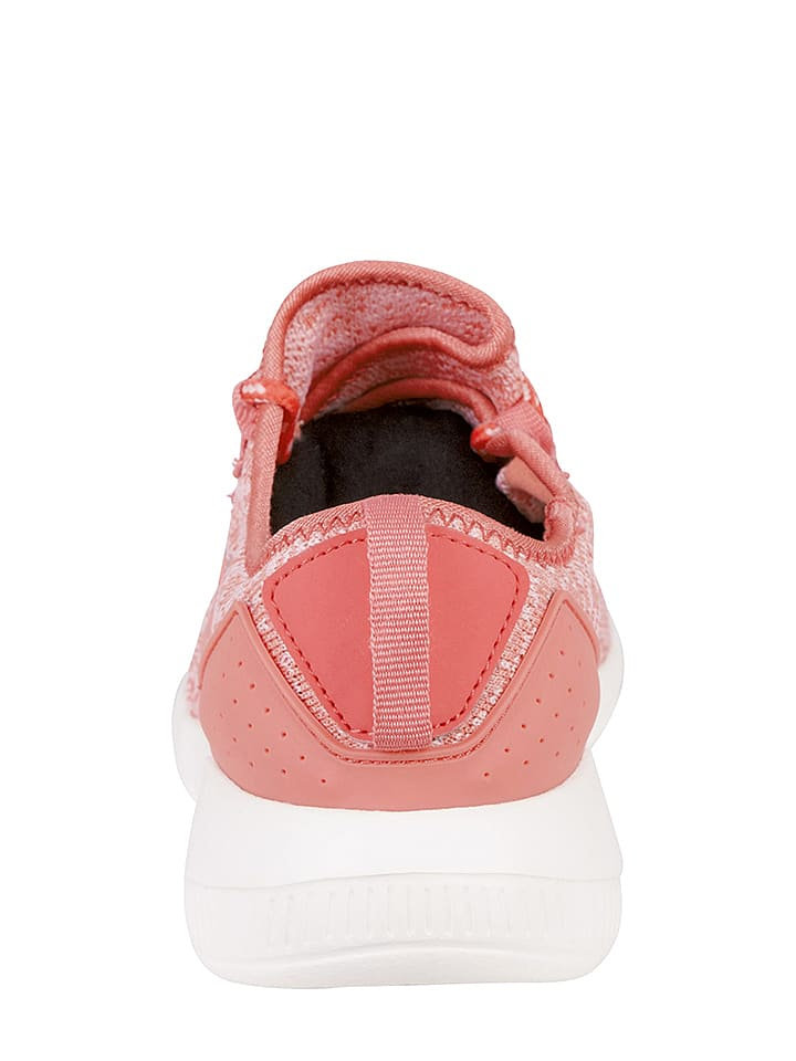 "Kappa Sneakers ""Flap"" in Rosa"