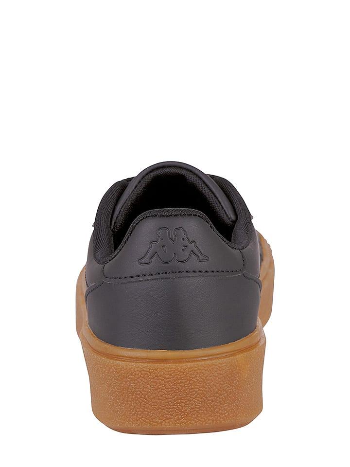 "Kappa Sneakers ""Meseta"" in Schwarz"