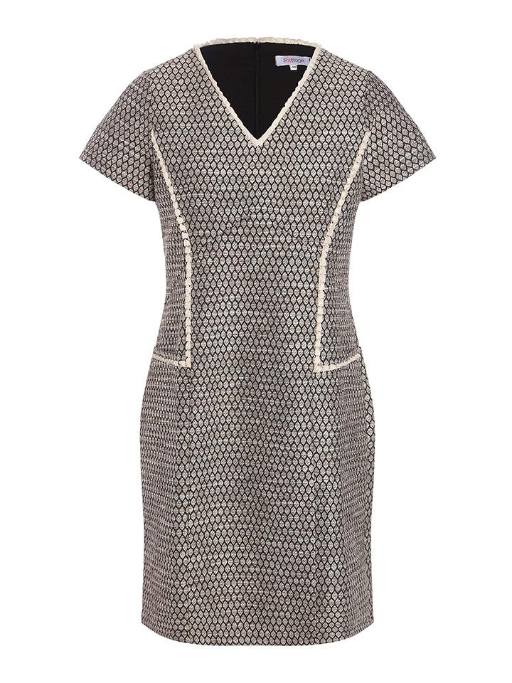 Scottage Scottage Kleid in Beige Kleid in 5wHaqfa