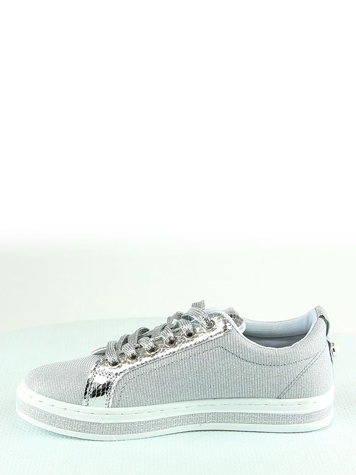 Sens in in Silber Sixth Sens Sneakers Sneakers Silber Sixth Pv6xnq5O