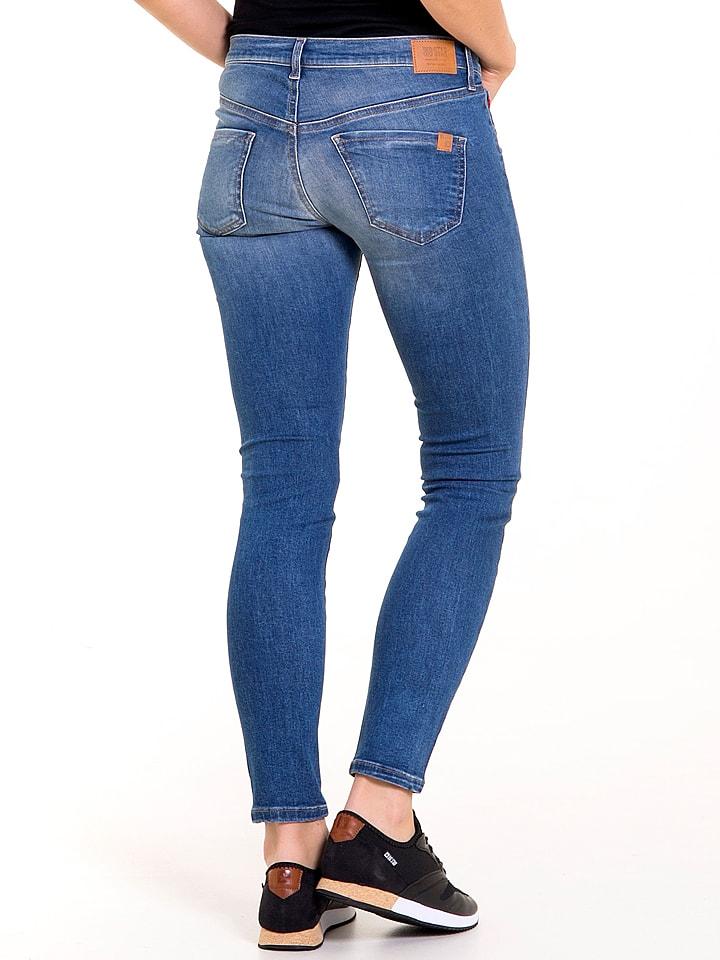 """BIG STAR Jeans """"Valeria"""" in Hellblau"""