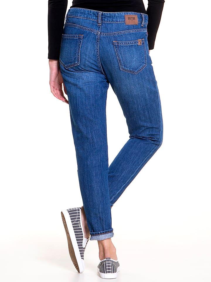 "BIG STAR Jeans ""Maggie"" - Comfort fit - in Blau"