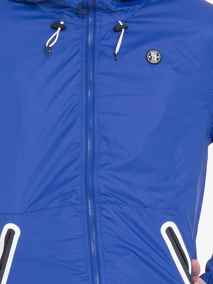 """BIG STAR Jacke """"Geriso"""" in Blau"""
